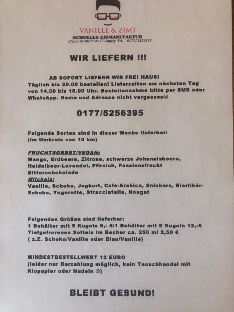 Vanille & Zimt - local heroes leipzig