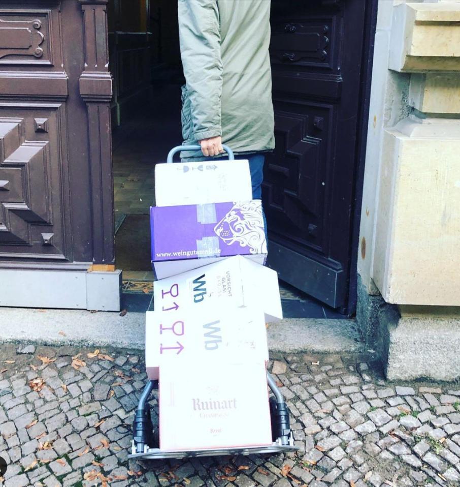 Altes Papierlager - local heroes leipzig