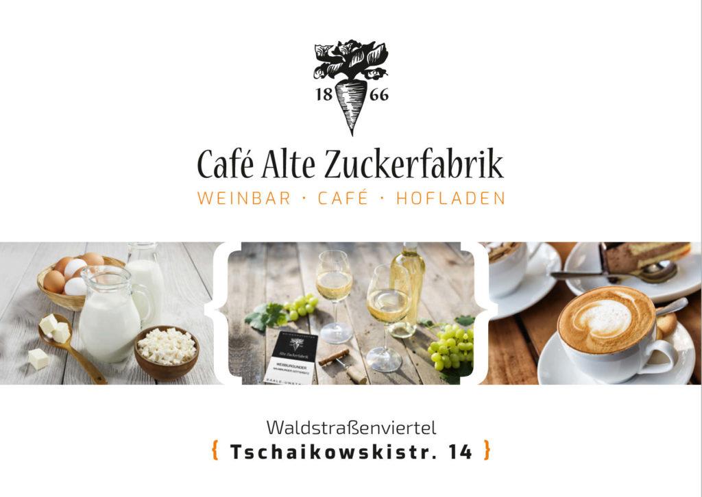 Alte Zuckerfabrik - local heroes leipzig