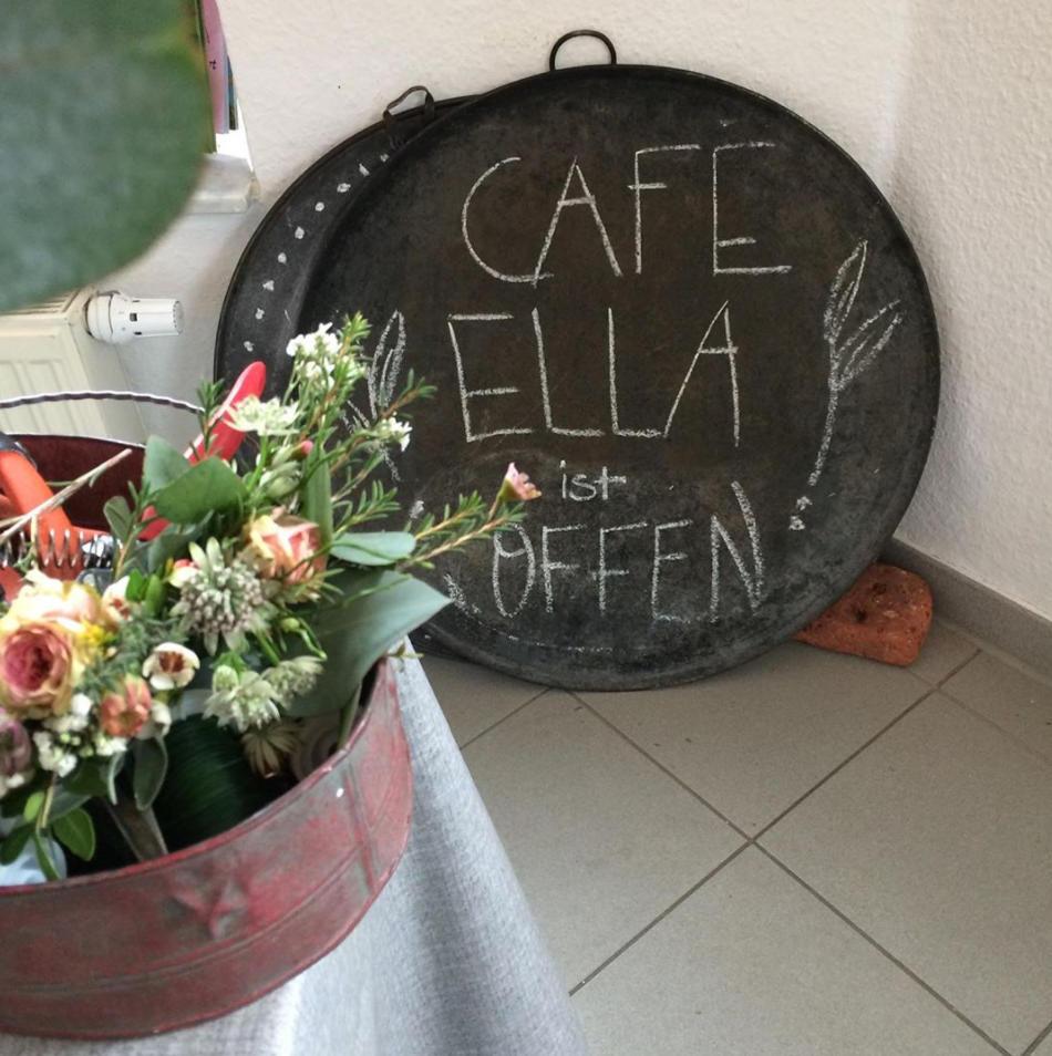 Café ELLA - local heroes leipzig