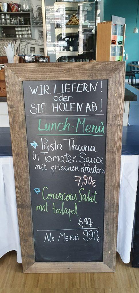 Campus Café Salomon - local heroes leipzig