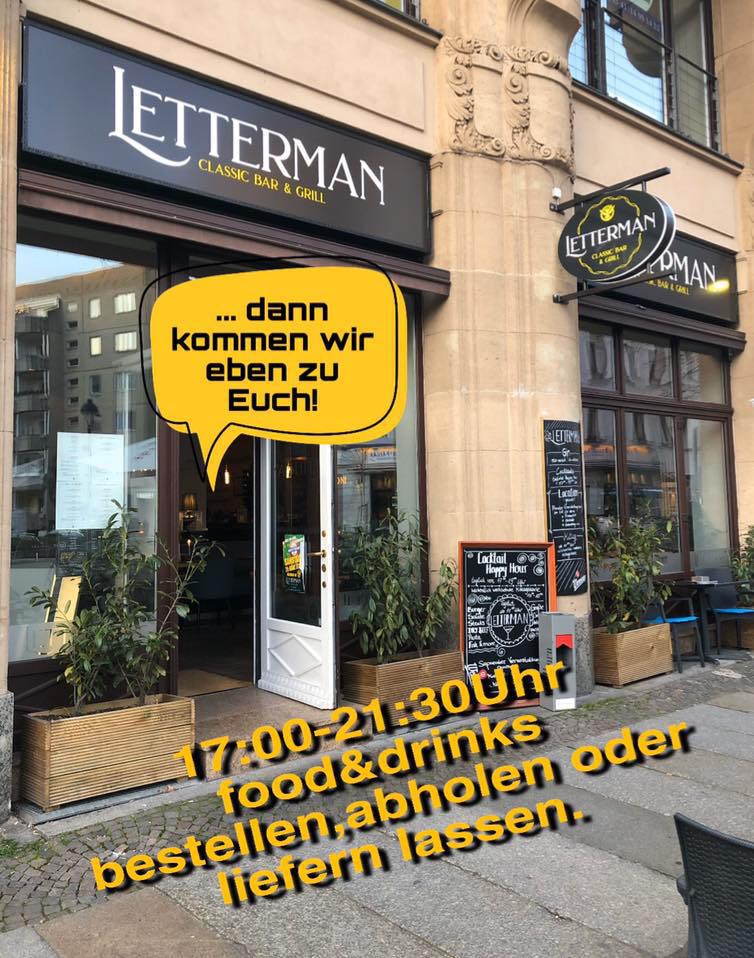 Letterman - local heroes leipzig