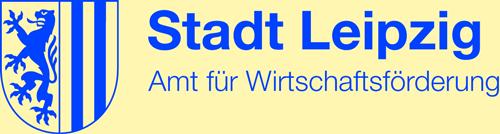 Stadt Leipzig - Amt für Wirtschaftsförderung / local heroes leipzig / Stadtwappen / Wieland Medien
